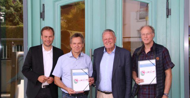 FC Stolberg und die SGS schließen Kooperationsvertrag