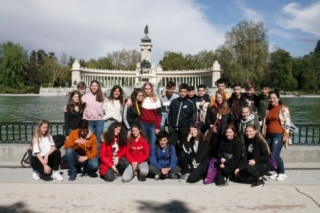 Spanienaustausch