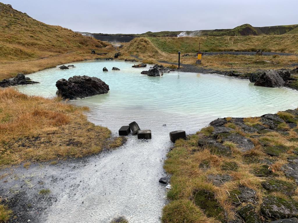 Island: Heiße Quellen